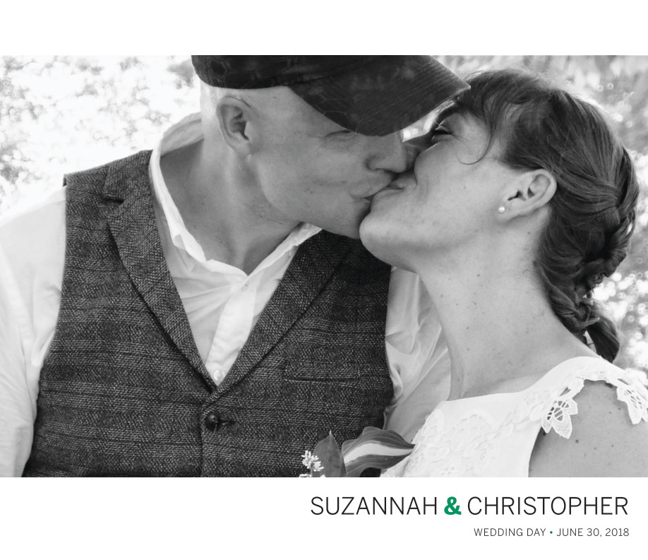 View Suzannah and Christopher by Gail Harris