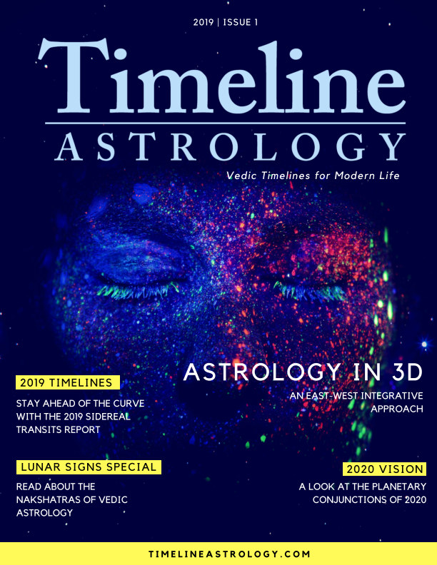 View Timeline Astrology 2019 Issue 1 by Various