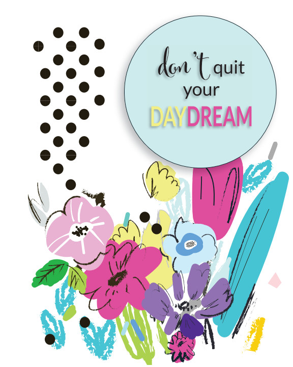 View JMA Planner - DON'T QUIT by Julie McCullough