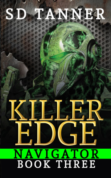 View Killer Edge - Navigator Series - Book Three by SD Tanner