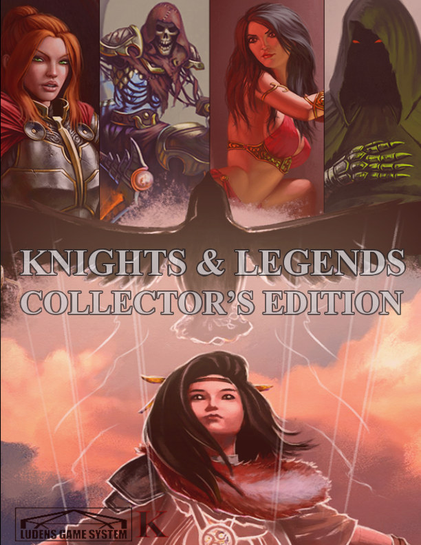 View Knights and Legends | Collector's Edition by Felix J.