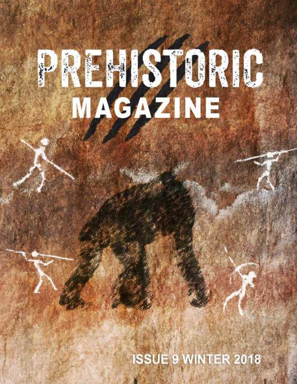 View Prehistoric Magazine - Issue 9 by Michael Esola