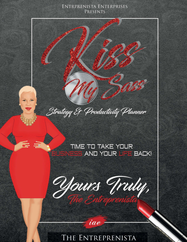 View Kiss My Sass (v1b-80) by Lena Graham-Morris