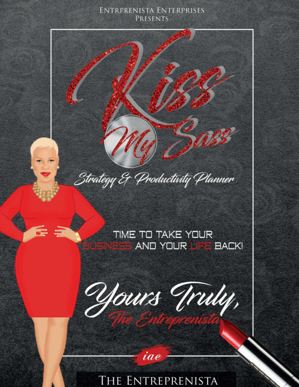 View Kiss My Sass (v1a-178) by Lena Graham-Morris