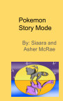 Pokemon Story Mode book cover