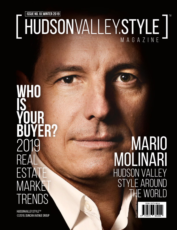 Ver Hudson Valley Style Magazine - Winter 2019 por Duncan Avenue Group
