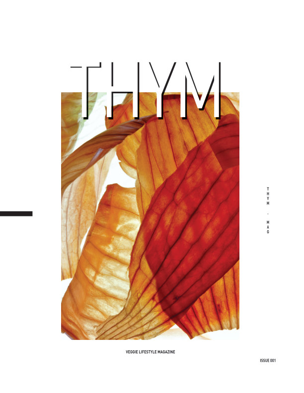 View Thym magazine by Guiomar Rey