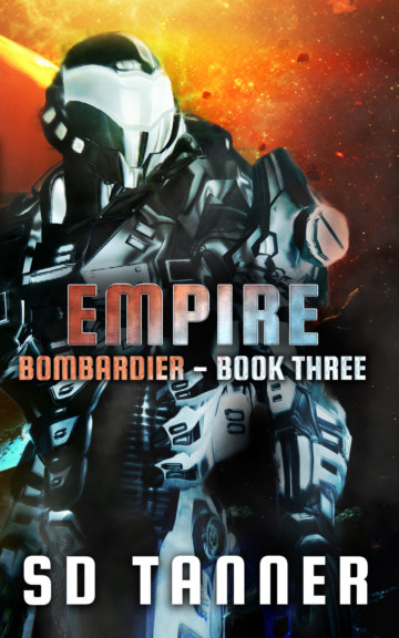 Bekijk Empire - Bombardier Series - Book Three op SD Tanner