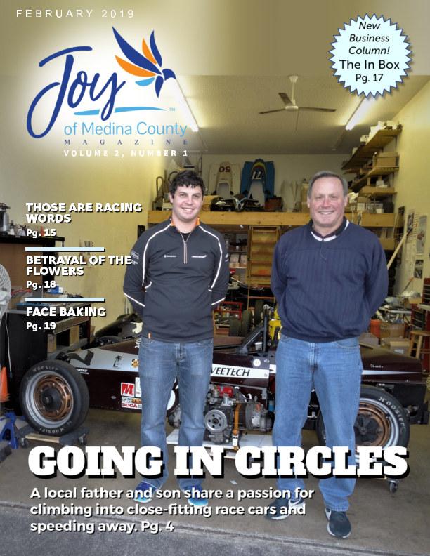 View Joy of Medina County Magazine February 2019 by Blake House Publishing, LLC