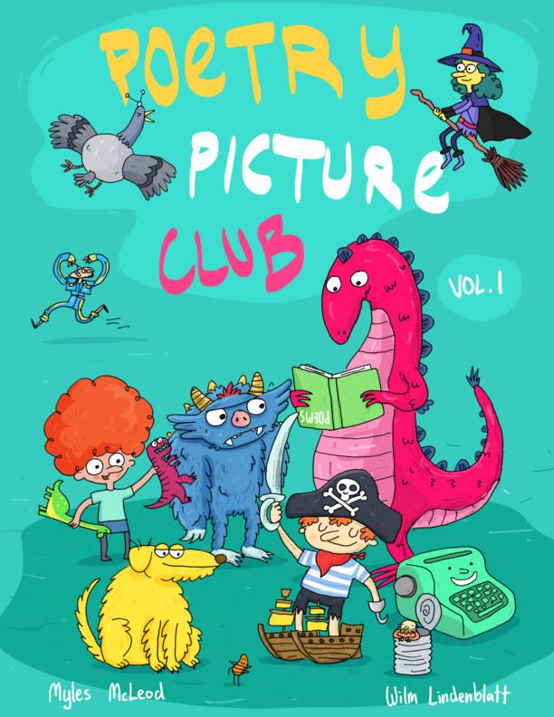 View Poetry Picture Club by Myles McLeod, Wilm Lindenblatt