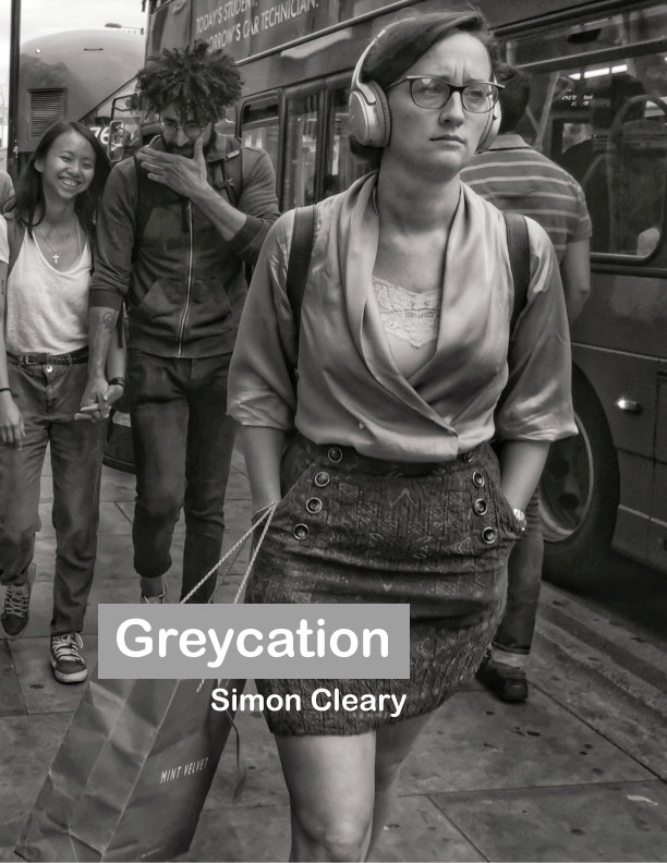 View Greycation by Simon Cleary
