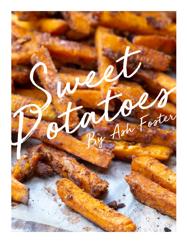 View Sweet Potatoes by Ash Foster
