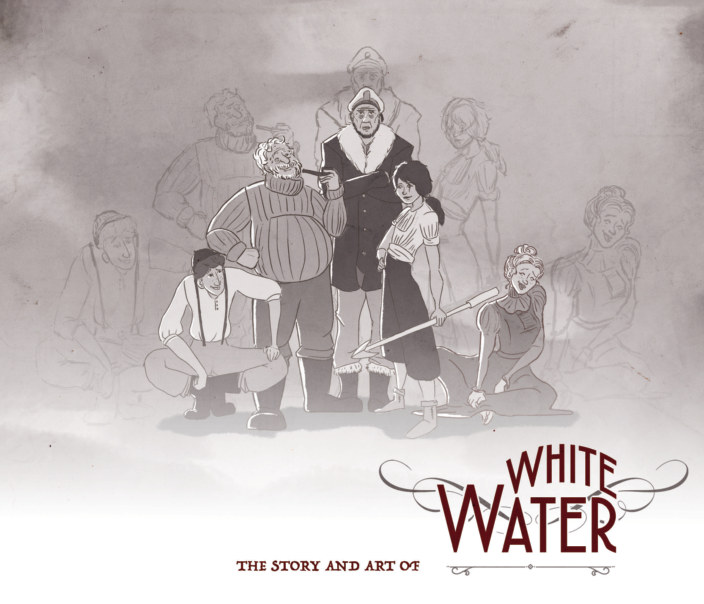 View The Story and Art of White Water by Annelie Schulze