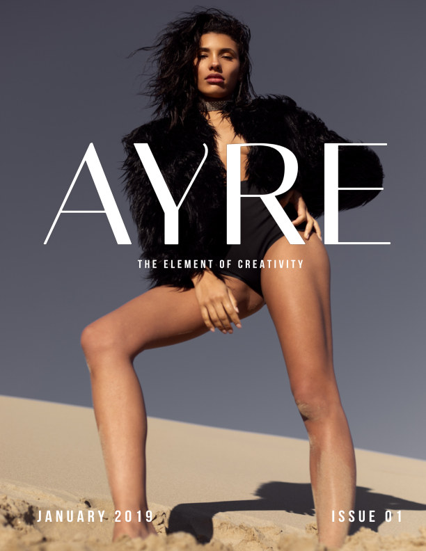 View AYRE Magazine - ISSUE 01 by AYRE Magazine