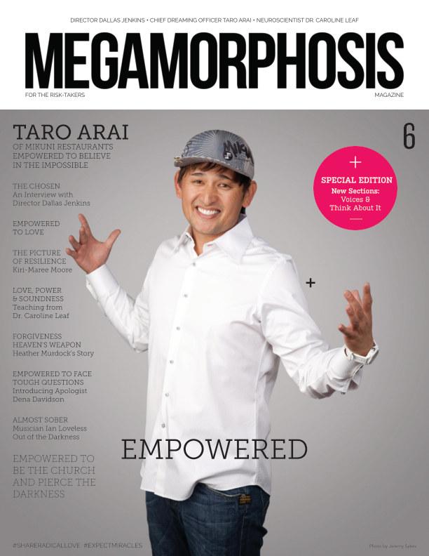 View Megamorphosis Magazine by Megamorphosis Magazine