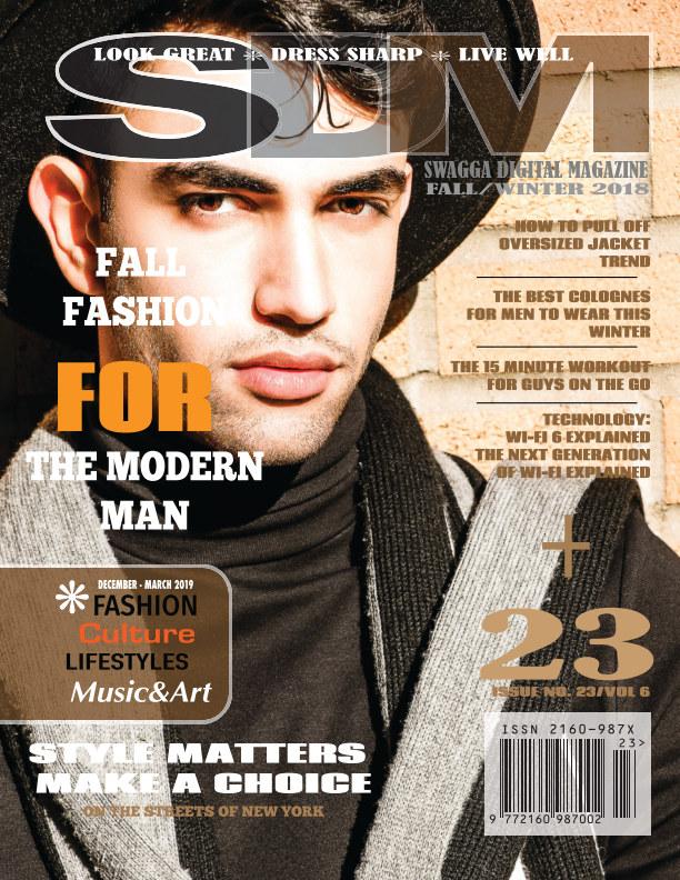 View SDM Magazine Issue 23 Fall/Winter 2018 by SDM Publishing Company