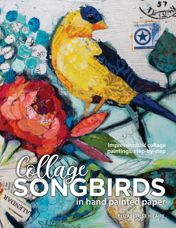 View Collage Songbirds by Elizabeth St. Hilaire