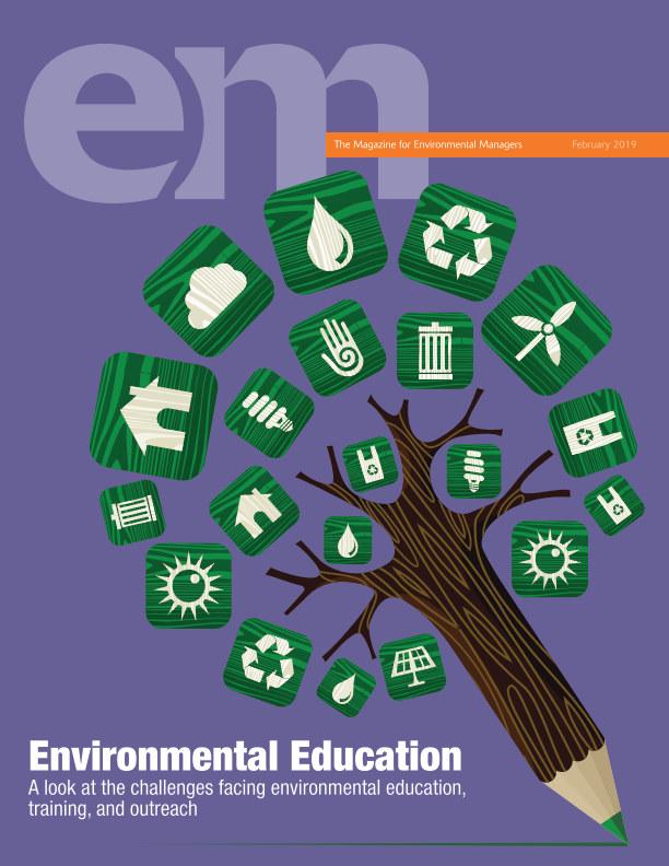 Ver EM February 2019 por Air and Waste Management Assoc