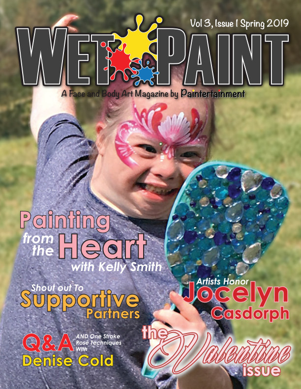 View Wet Paint Magazine Vol 3 Issue 1 Spring 2019 by Paintertainment, LLC