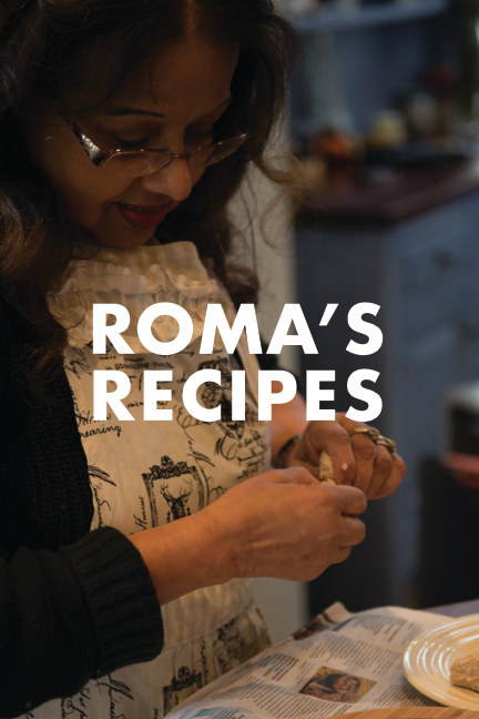View Roma's Recipes by Roma Guha