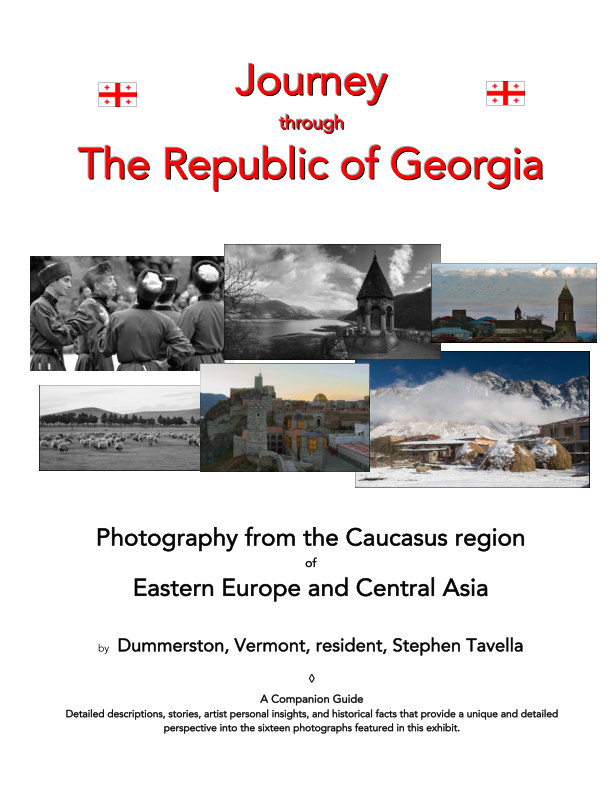 Bekijk A Photographic Journey Through The Republic of Georgia op Stephen Tavella