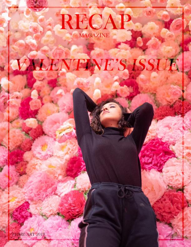 View Recap Magazine: Valentine's Issue by Recap Magazine