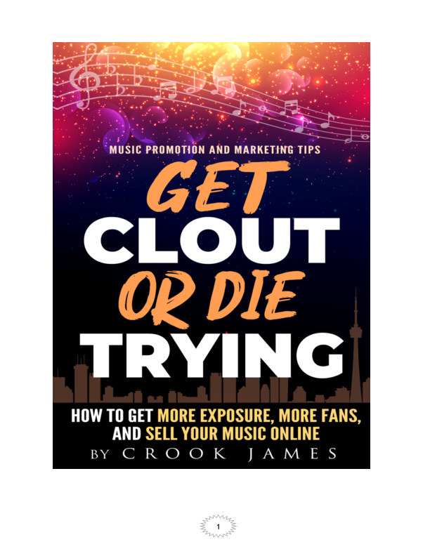 View Get clout or die trying by Crook James