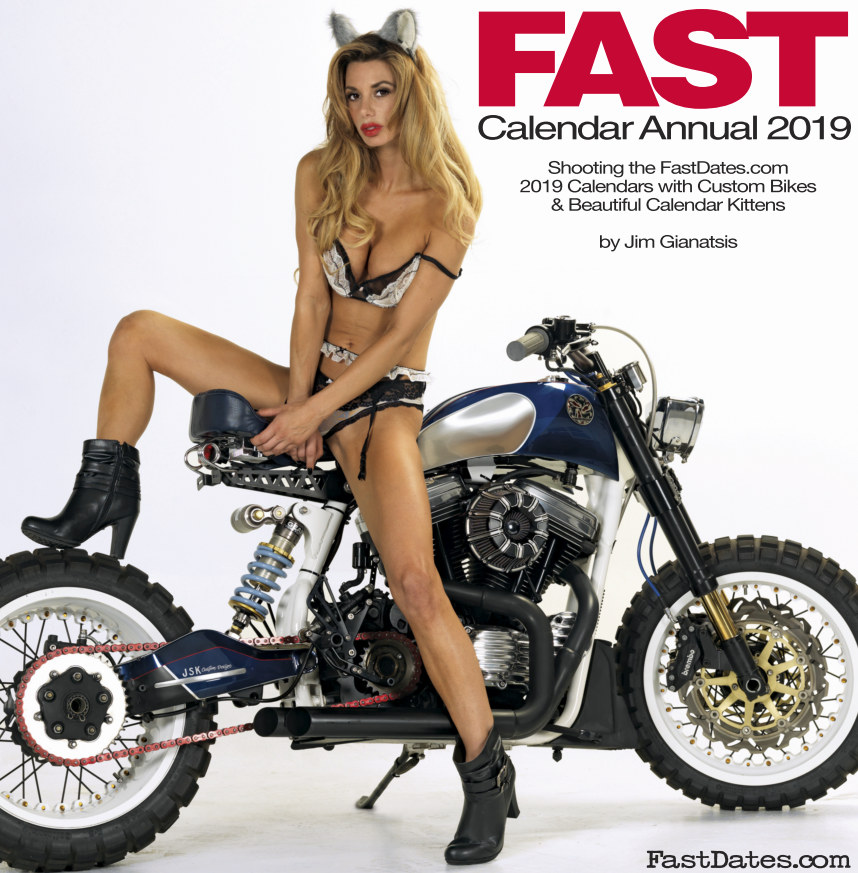 View FAST 2019 Calendar Yearbook by Jim Gianatsis / Fast Dates
