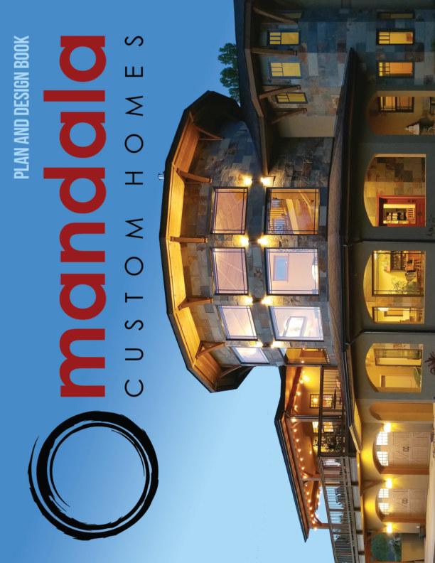 Ver Mandala Custom Homes Plan and Design Book por MCH