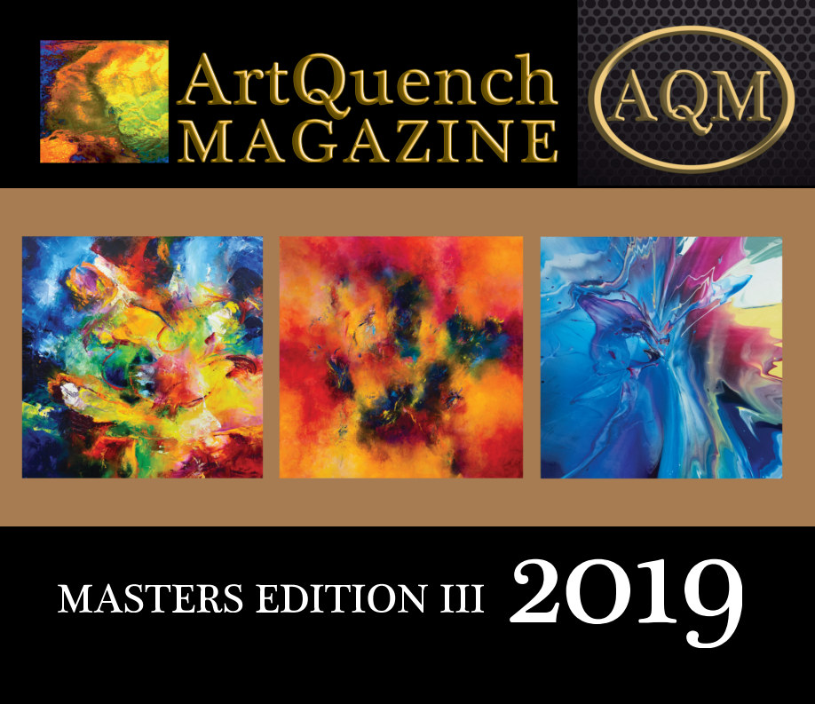 View ArtQuench Magazine Masters Edition III 2019 by Stacia Gates