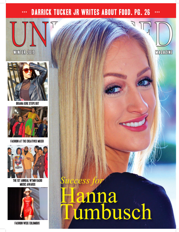 Unplugged Magazine Winter 2019 nach Phillip Bufford anzeigen