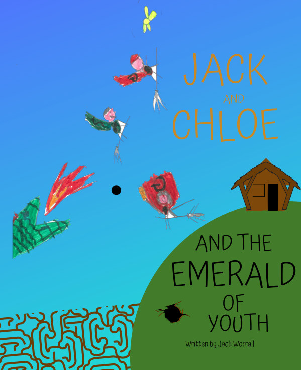 View Jack and Chloe and The Emerald of Youth by Jack Worrall