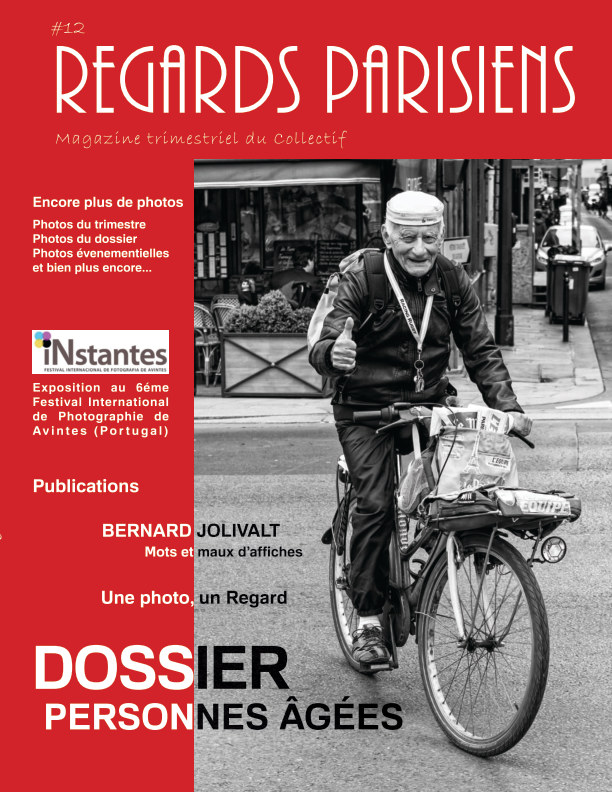 Ver Regards Parisiens - Le Mag #12 por Regards Parisiens