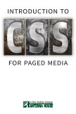 Introduction to CSS for Paged Media book cover