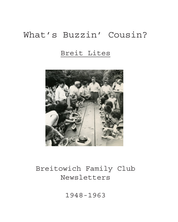 View What's Buzzin' Cousin? by Joan Moscovitch Webb