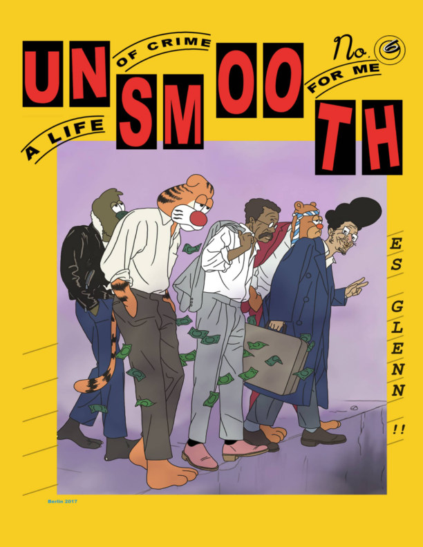 View Unsmooth 6 by E. S. Glenn