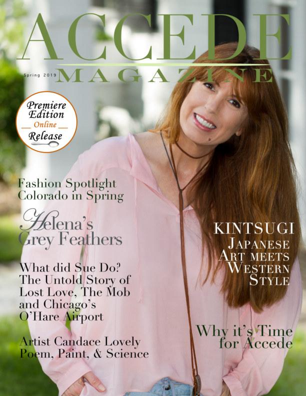 View Accede Magazine by Nancy Mac