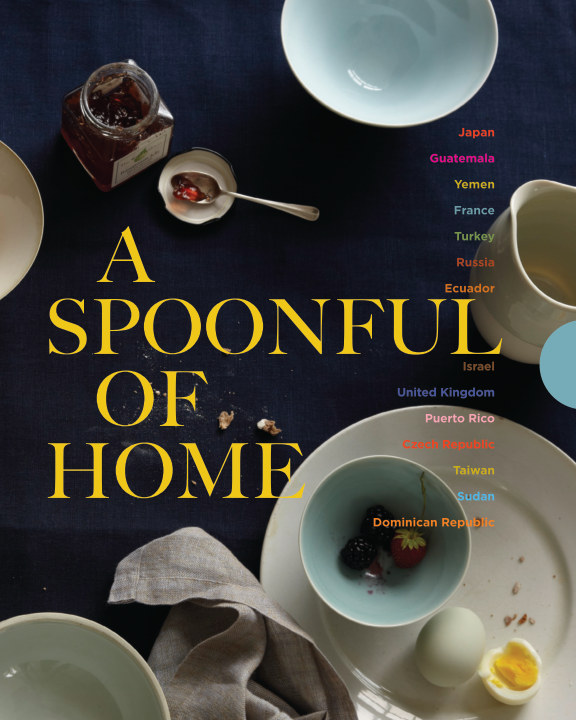 View A Spoonful of Home by Felt NYC