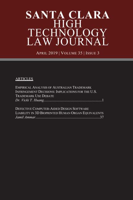 Bekijk Vol. 35 Issue 3 op High Technology Law Journal