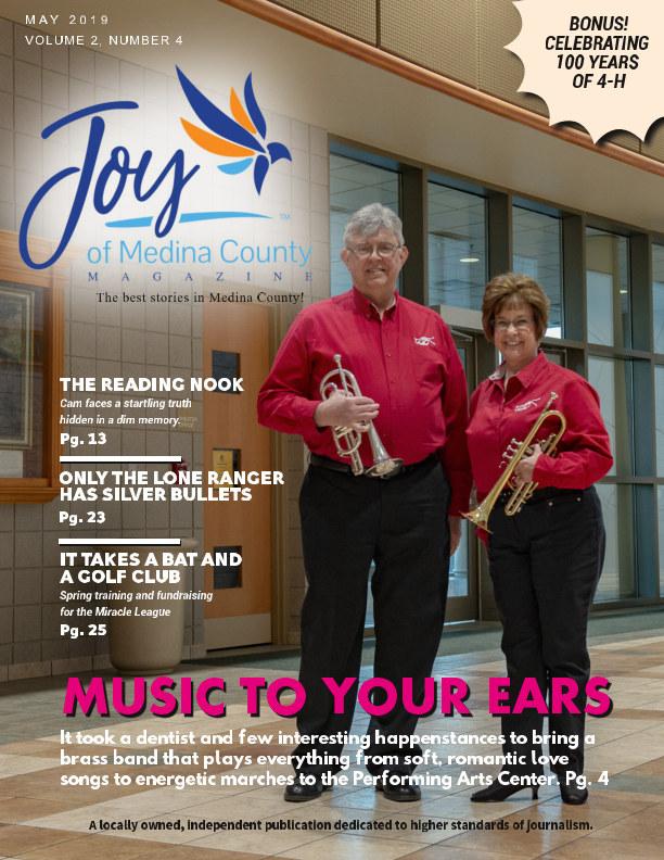 View Joy of Medina County Magazine May 2019 by Blake House Publishing, LLC