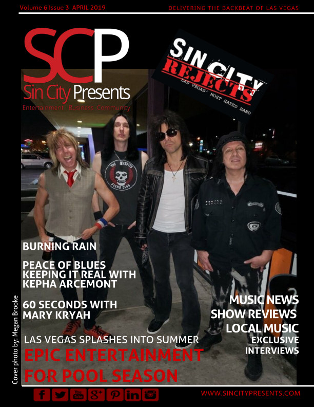 View Sin City Presents Magazine April 2019 by Sin City Presents