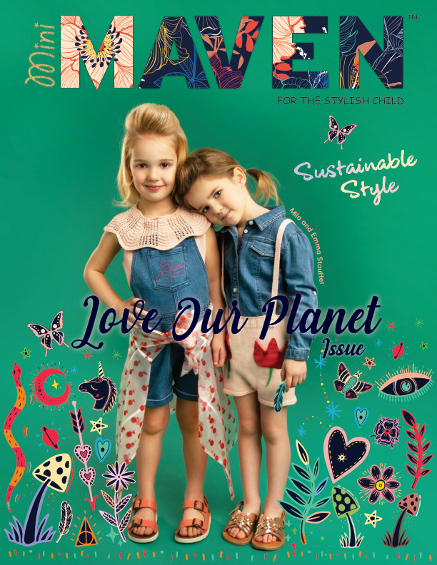 SS19 Love Our Planet Issue nach Mini Maven Magazine anzeigen