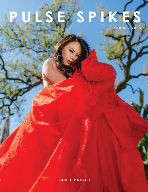 """View """"Identity"""" - Spring 2019 - Janel Parrish by Pulse Spikes"""