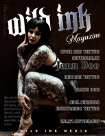 Wild Ink Magazine - APRIL ISSUE 2019 book cover