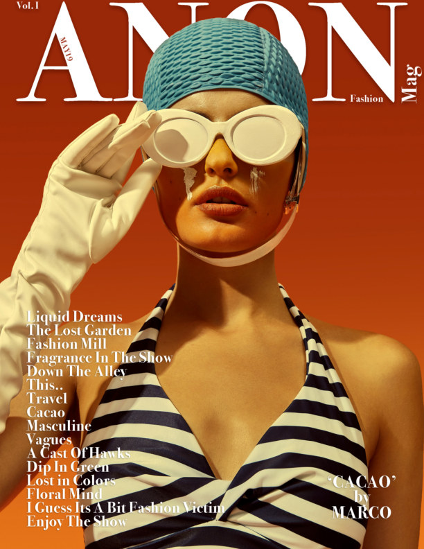 View ANON MAY19 Vol. I by ANON Fashion Magazine