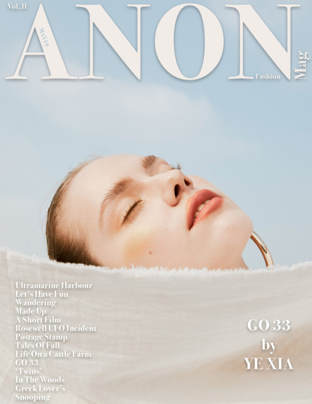 View ANON MAY19 Vol. II by ANON Fashion Magazine