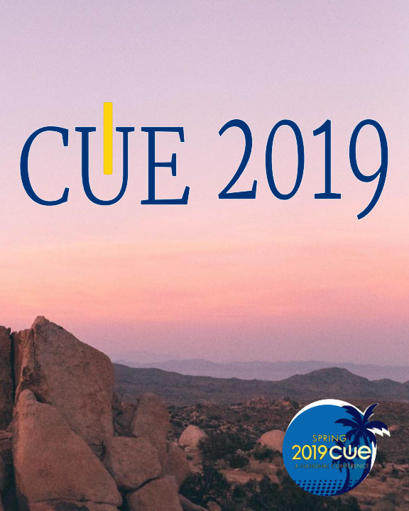 View Spring CUE 2019 Yearbook by Compton Jr. High students