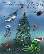 The Twelve Days of Christmas (Under the Sea) book cover