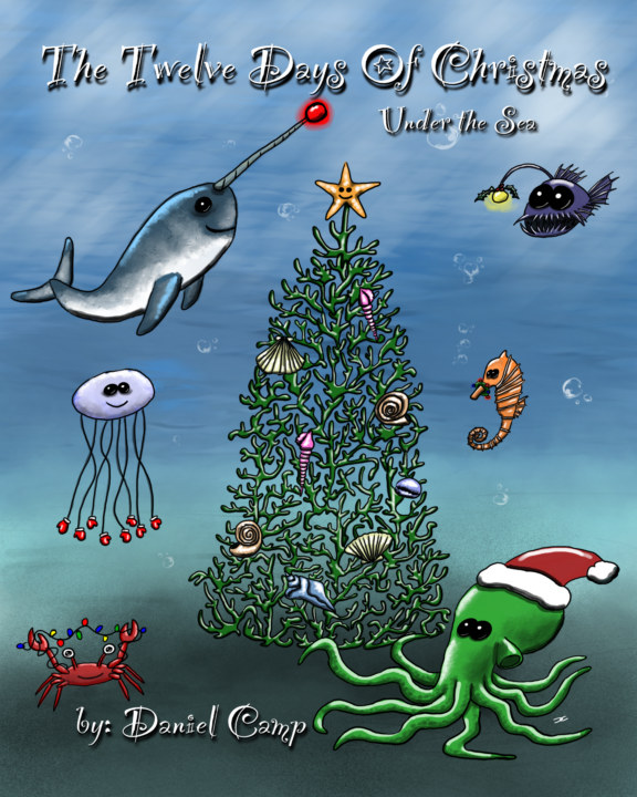 Visualizza The Twelve Days of Christmas  (Under the Sea) di Daniel Camp