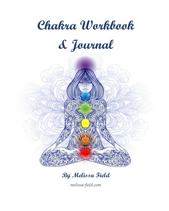 View Chakra Workbook and Journal by Melissa Field